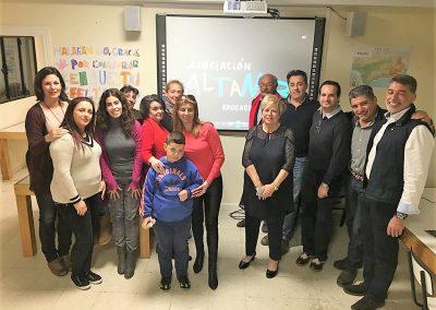 Foto RCM Alcazaba en Asociación ALTAMAR